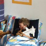 sleep stuffed animal