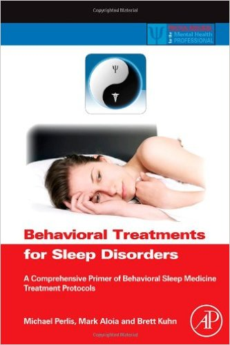 behavioral treatments for sleep brett kuhn